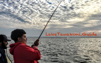 Lake Tawakoni Winter Striper Report