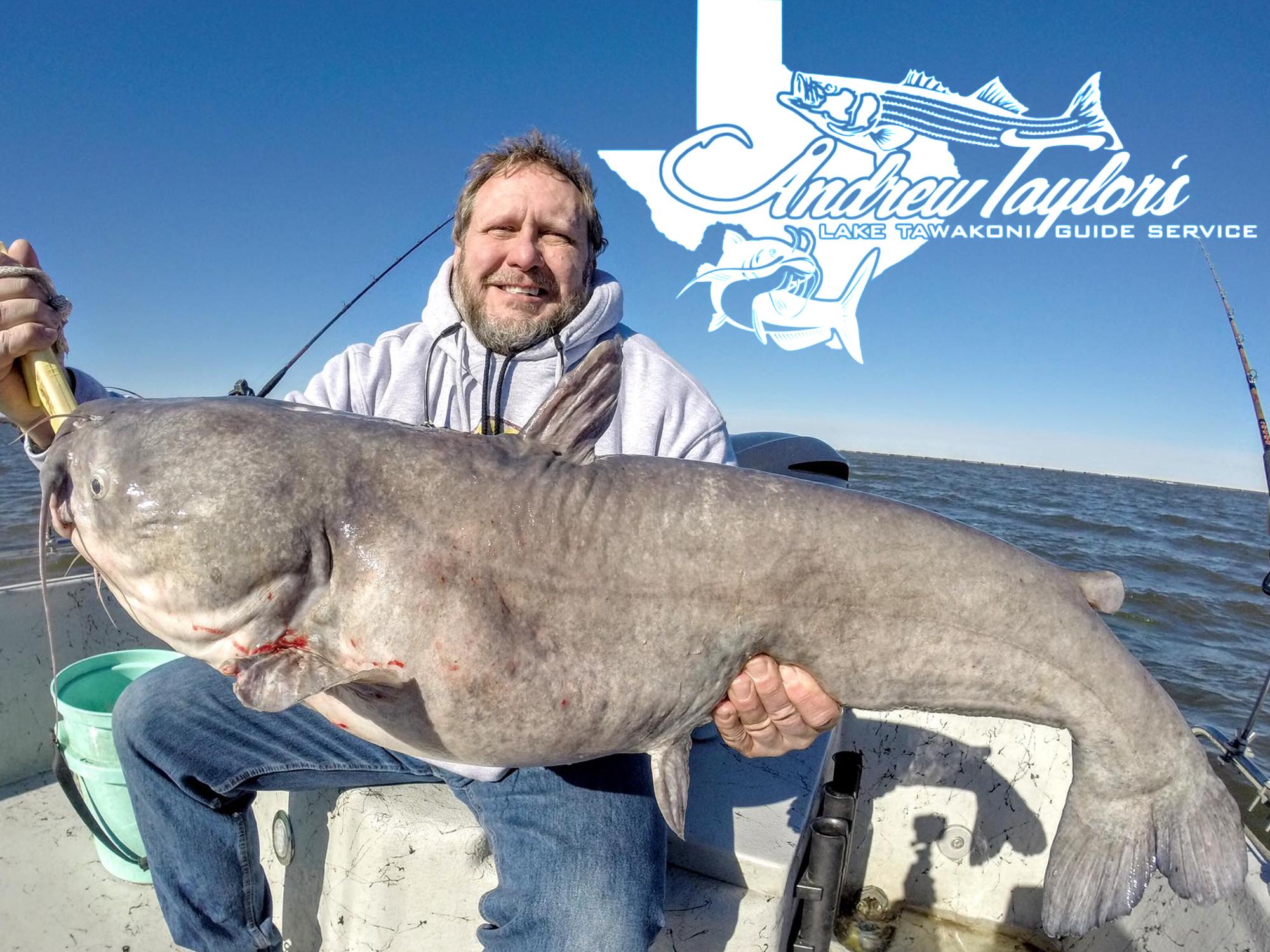 Lake Tawakoni Fishing Guide-Andrew Taylor